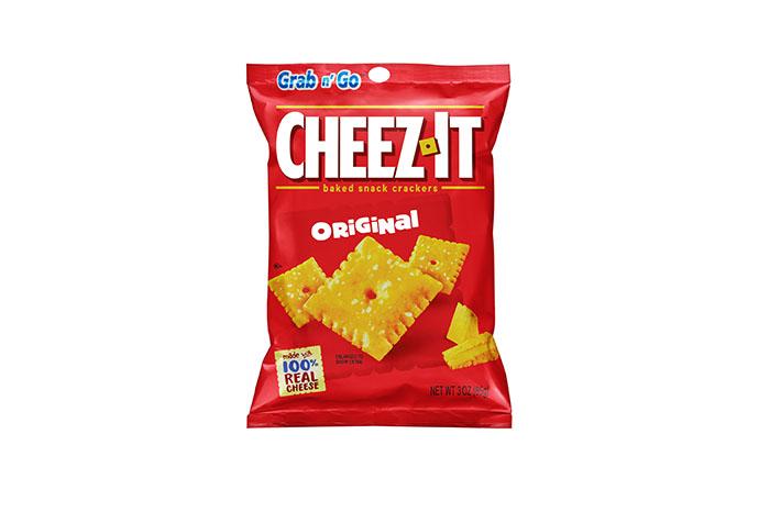 Cheez-its 3oz