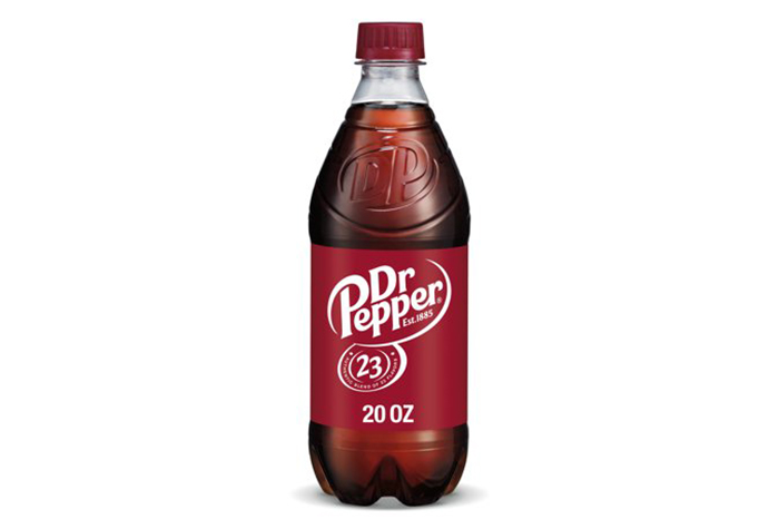 Dr. Pepper 20oz