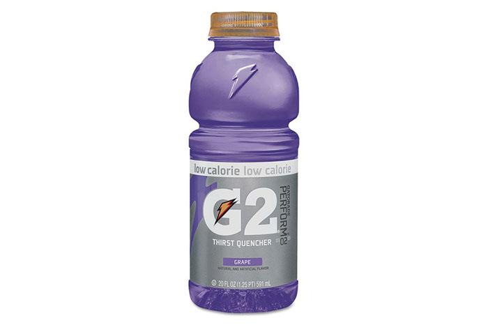 Gatorade G2 Grape