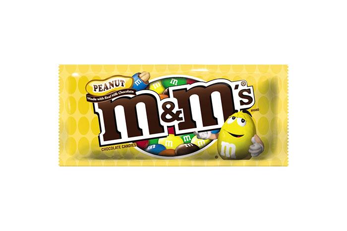 M&M'S, Peanut Milk Chocolate