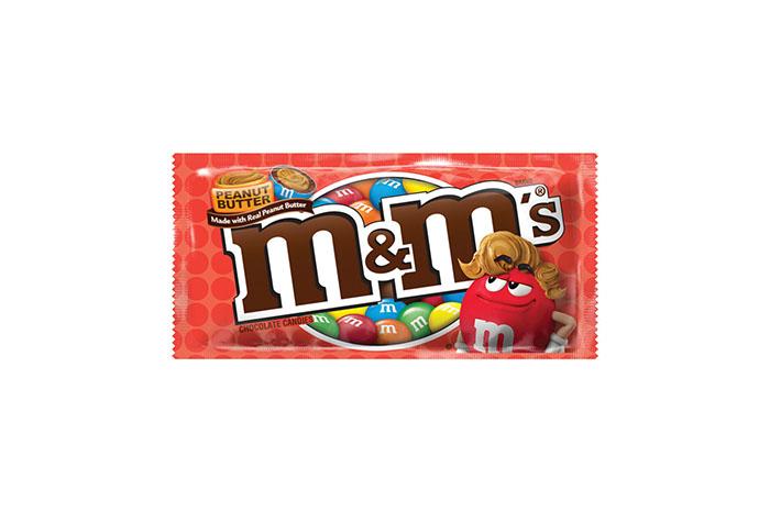 M&M'S, Peanut Butter