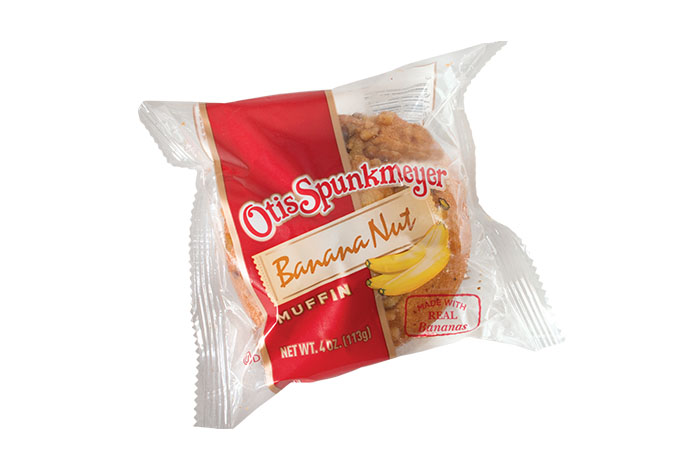 Otis Spunkmeyer Banana Nut Muffin
