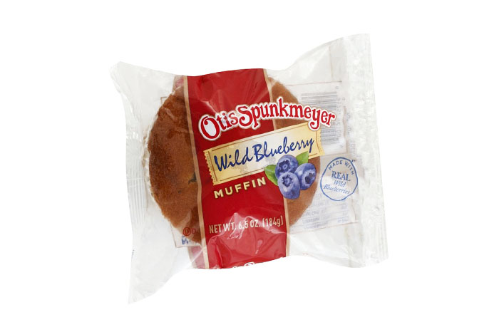 Otis Spunkmeyer Blueberry Muffin