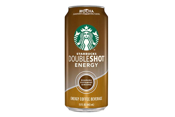 Starbucks Doubleshot Mocha