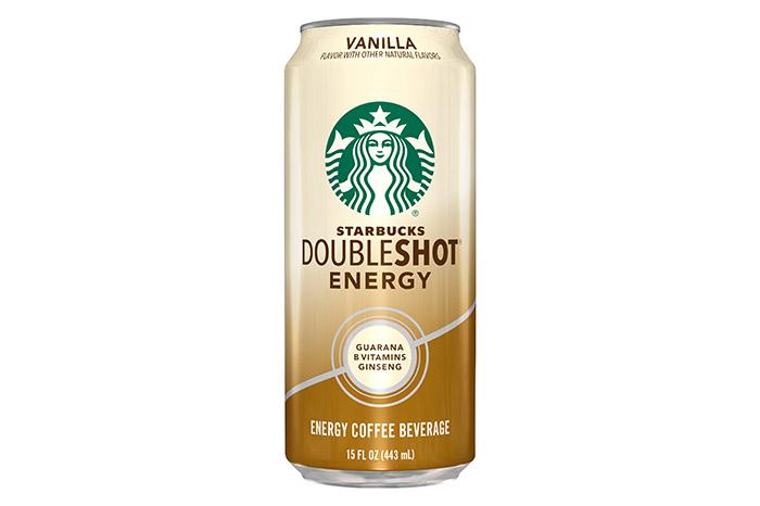 Starbucks Doubleshot Vanilla