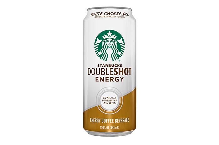 Starbucks Doubleshot White Chocolate