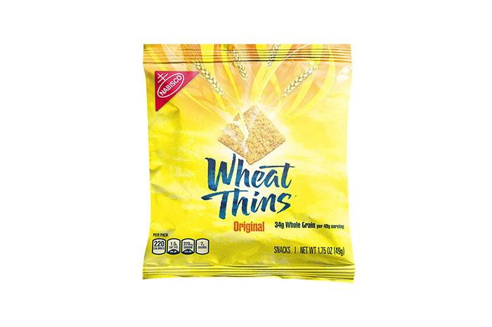 Wheat Thins Toasted Veggie