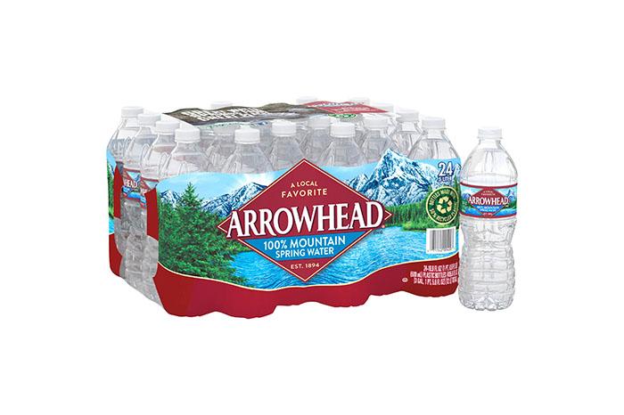 16.9oz Arrowhead 24 pk