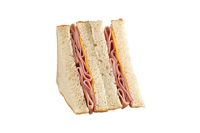 Ham & Cheese Wedge
