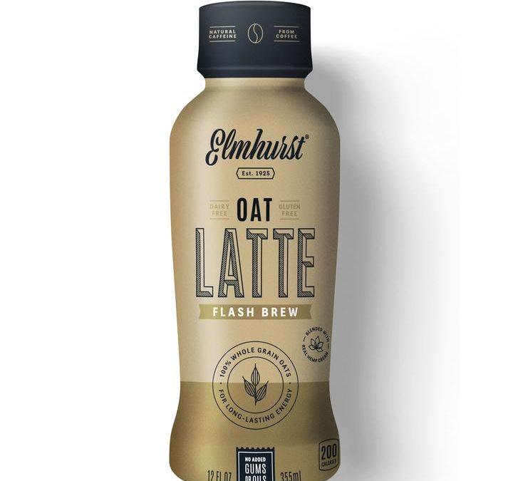 Flash Brew Oat Milk Latte