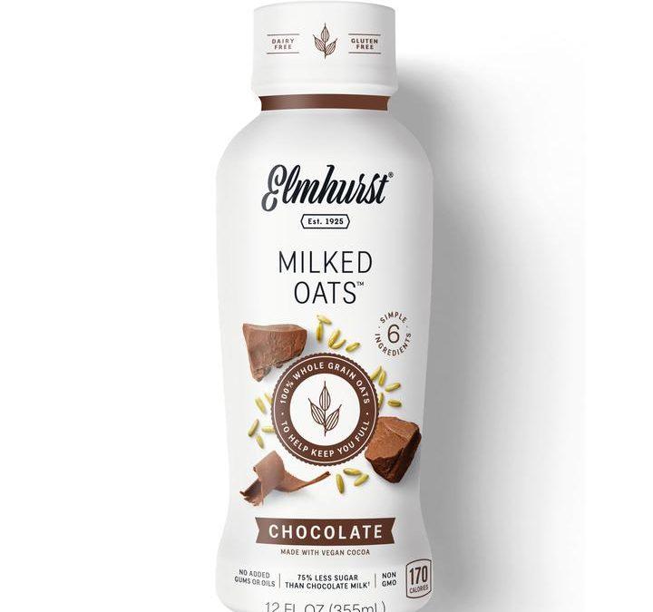 Chocolate Oat Milk – 12oz